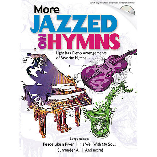 Shawnee Press More Jazzed on Hymns Composed by Various