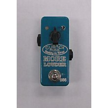 CUSACK EFFECTS More Louder Boost Effect Pedal
