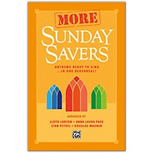 Alfred More Sunday Savers Preview Pack (Book & Listening CD)