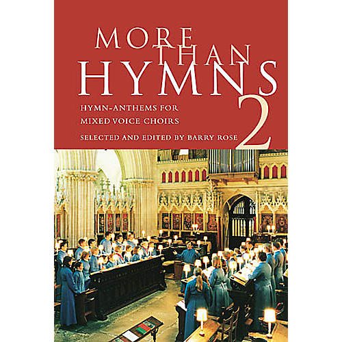 Novello More Than Hymns 2 (Hymn-Anthems for Mixed Voice Choirs) SATB