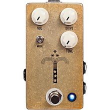 JHS Pedals Morning Glory Transparent Overdrive Guitar Effects Pedal Level 1