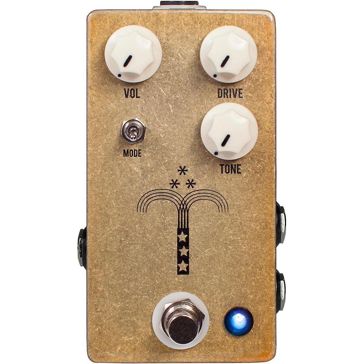 JHS Pedals Morning Glory V4 Overdrive Guitar Effects Pedal