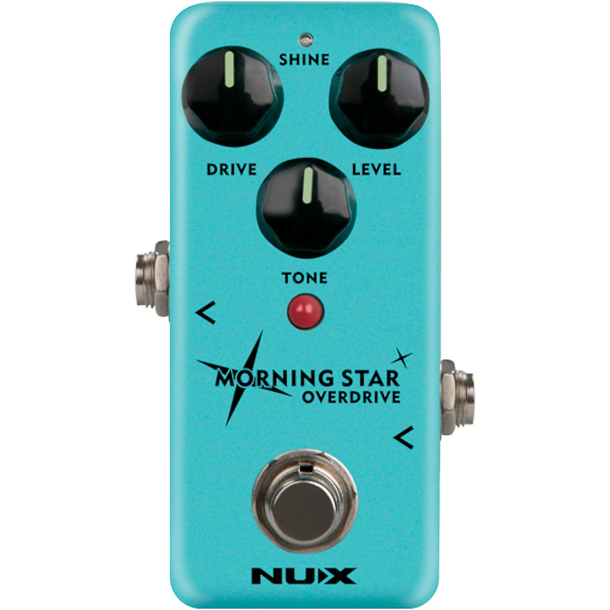 NUX Morning Star Overdrive Effects Pedal
