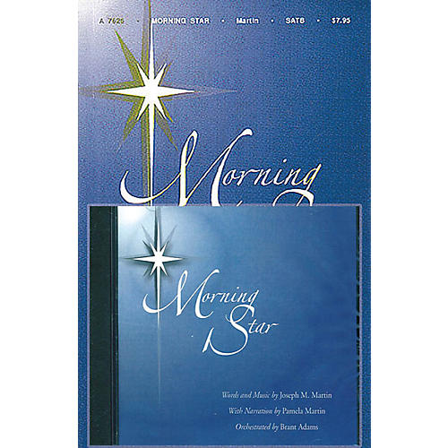 Shawnee Press Morning Star Preview Pak arranged by Brant Adams
