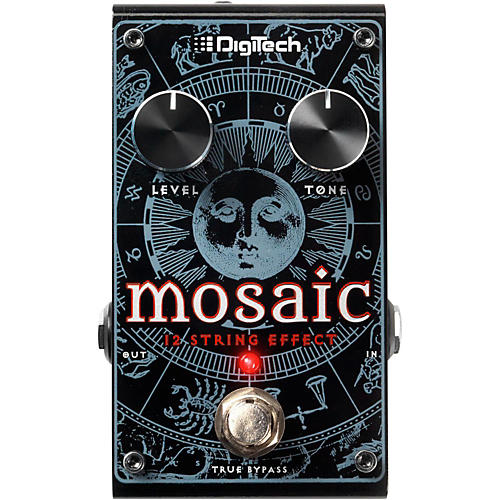 Digitech Mosaic 12-String Guitar Effects Pedal