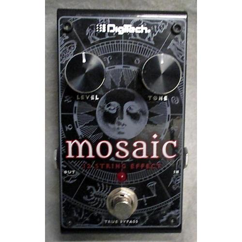 Digitech Mosaic 12 String Simulator Effect Pedal