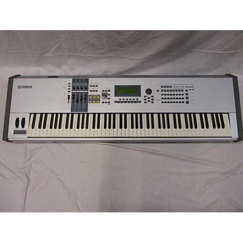 Yamaha Motif ES8 88 Key Keyboard Workstation