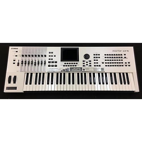 Yamaha Motif MX6 White Keyboard Workstation