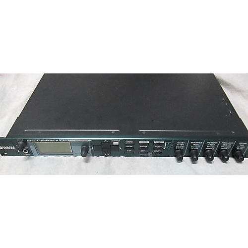 Yamaha Motif-Rack XS Keyboard Workstation