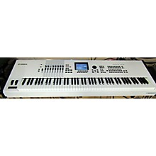 Yamaha Motif XF8 WHITE ANNIV ED 88 Key Keyboard Workstation