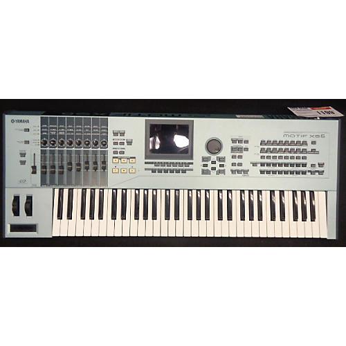 Yamaha Motif XS6 61 Key Keyboard Workstation