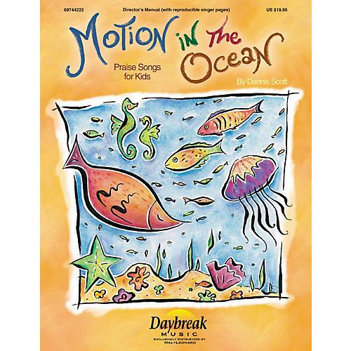 Hal Leonard Motion In The Ocean