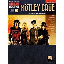 Hal Leonard Motley Crue - Guitar Play-Along Vol. 188 Book/Online Audio