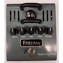 Friedman Motor City Drive Effect Pedal