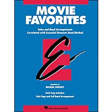 Hal Leonard Movie Favorites Baritone T.C.
