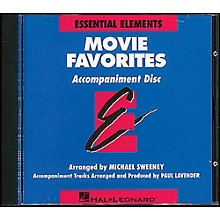 Hal Leonard Movie Favorites CD