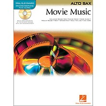 Hal Leonard Movie Music for Alto Sax Book/CD