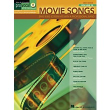Hal Leonard Movie Songs (Pro Vocal Men's Edition Volume 30) Pro Vocal Series Softcover with CD Composed by Various