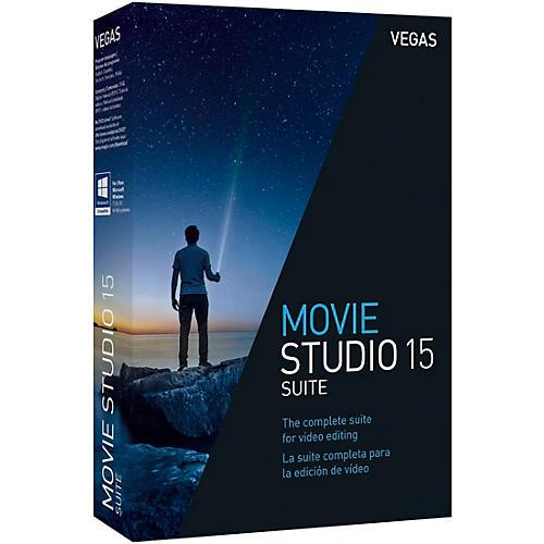 Magix Movie Studio 15 Suite