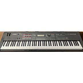 Yamaha Mox8 Keyboard Workstation