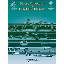 G. Schirmer Moyse Collection of Easy Flute Classics Woodwind Solo Series Softcover Audio Online