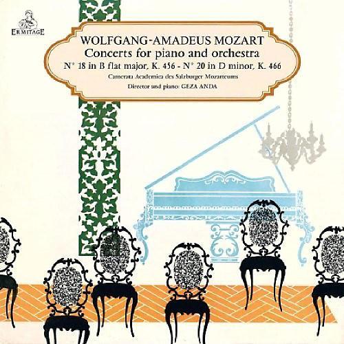 Alliance Mozart Concerto K466 N.18 / KV456 N.20