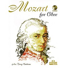 Fentone Mozart for Oboe (Classical Instrumental Play-Along (Book/CD Pack)) Fentone Instrumental Books Series