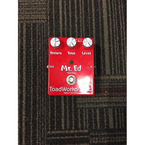 Toadworks Mr.ed Effect Pedal