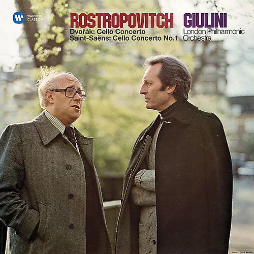 Alliance Mstislav Rostropovich - Cello Concerto & Saint-Saens / Cello Concerto No 1