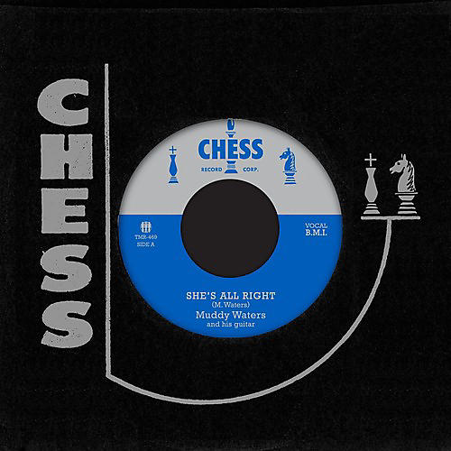 Alliance Muddy Waters - She's All Right / Sad Sad Day