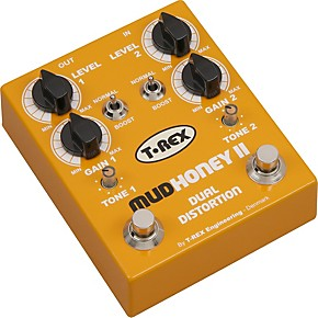 t rex engineering mudhoney ii distortion guitar effects pedal guitar center. Black Bedroom Furniture Sets. Home Design Ideas