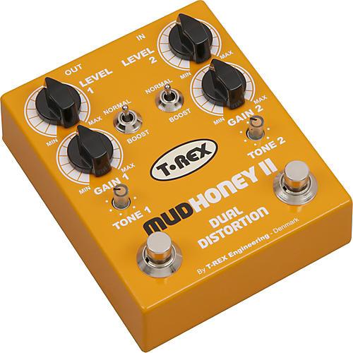 T-Rex Engineering Mudhoney II Distortion Guitar Effects Pedal