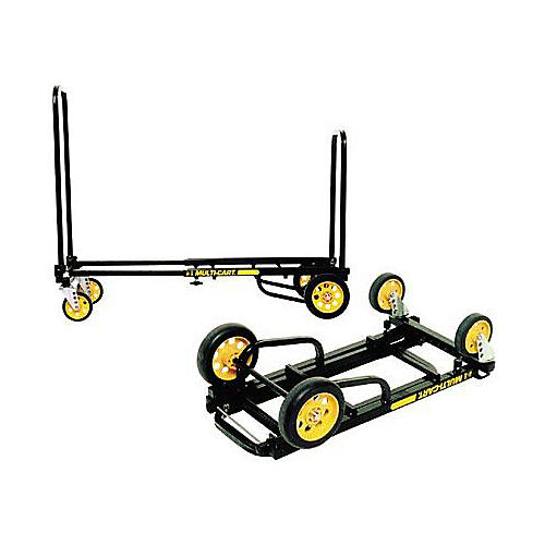 Rock N Roller Multi-Cart 8-in-1 R2 Micro Equipment Transporter Cart
