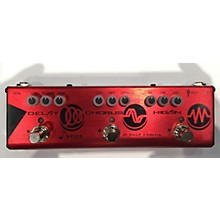 Donner Multi Effect Chain Effect Processor