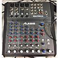 Alesis MultiMix 8 USB 8-Channel Unpowered Mixer thumbnail