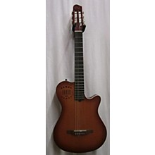 Godin Multiac Duet Ambiance Acoustic Electric Guitar