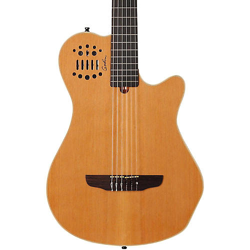 Godin Multiac Grand Concert SA Nylon String Electric Guitar