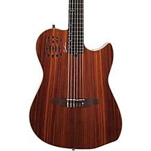 Multiac HG SA Nylon-String Classical Acoustic Guitar Level 2 Natural 190839671479