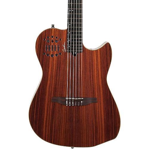 Godin Multiac HG SA Nylon-String Classical Acoustic Guitar