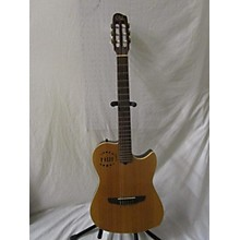 Godin Multiac Nylon Duet Classical Acoustic Electric Guitar