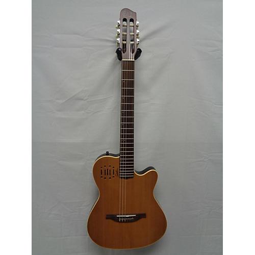 used godin multiac nylon encore classical acoustic electric guitar guitar center. Black Bedroom Furniture Sets. Home Design Ideas