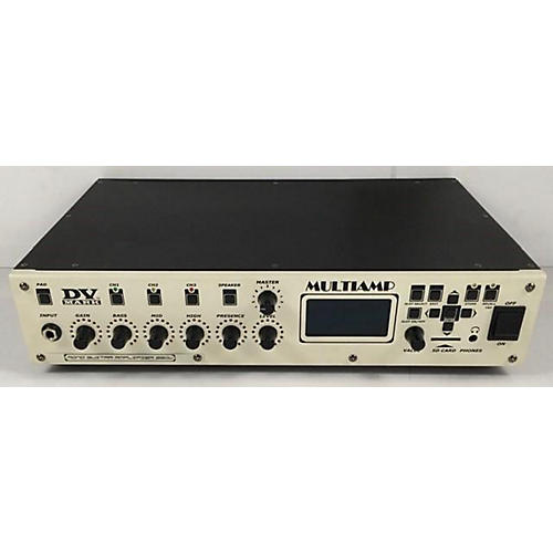 DV Mark Multiamp Mono Solid State Guitar Amp Head