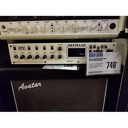 DV Mark Multiamp Solid State Guitar Amp Head
