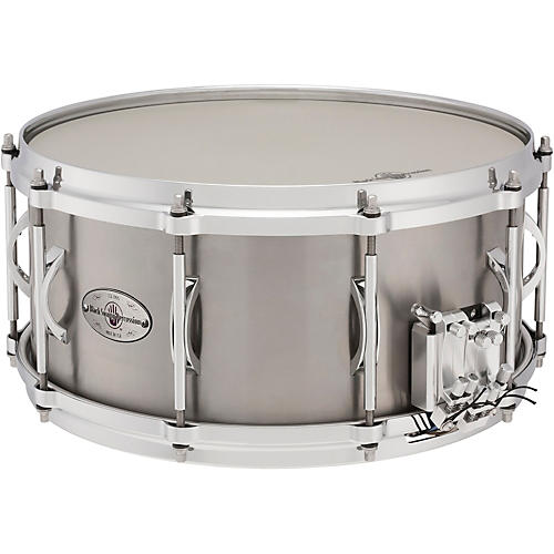 Black Swamp Percussion Multisonic Concert Titanium Snare Drum