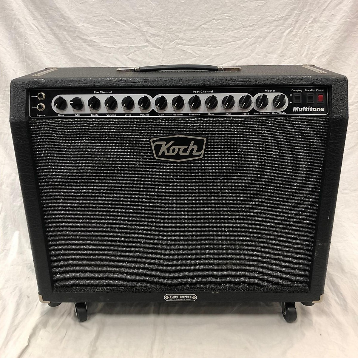 Koch Multitone 212 Tube Guitar Combo Amp