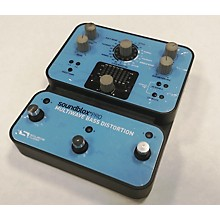 Source Audio Multiwave Bass Distortion Bass Effect Pedal