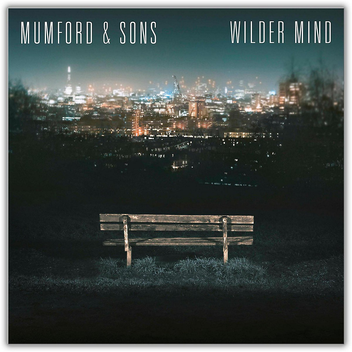 Universal Music Group Mumford & Sons - Wilder Mind Vinyl LP