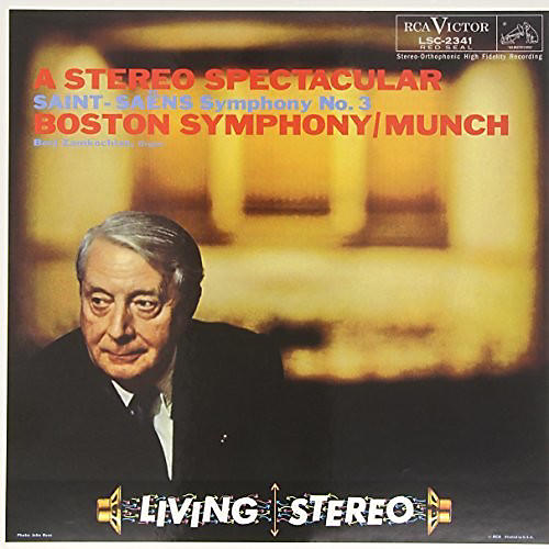 Alliance Munch - Symphony 3 Organ