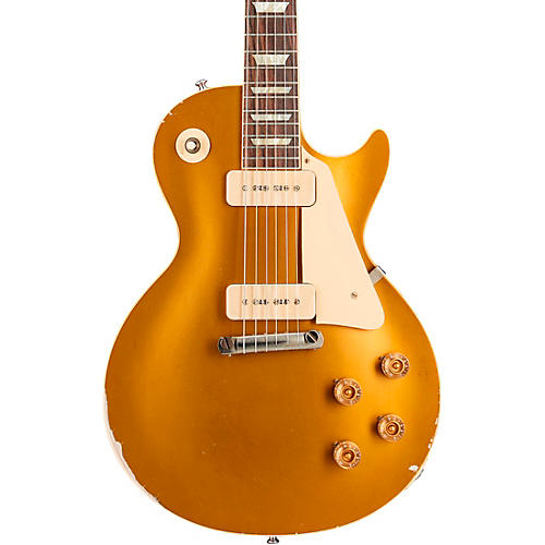 Gibson Custom Murphy Lab 1954 Les Paul Goldtop Reissue Heavy Aged Electric Guitar