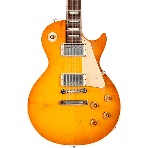 Gibson Custom Murphy Lab 1958 Les Paul Standard Reissue Light Aged Electric Guitar